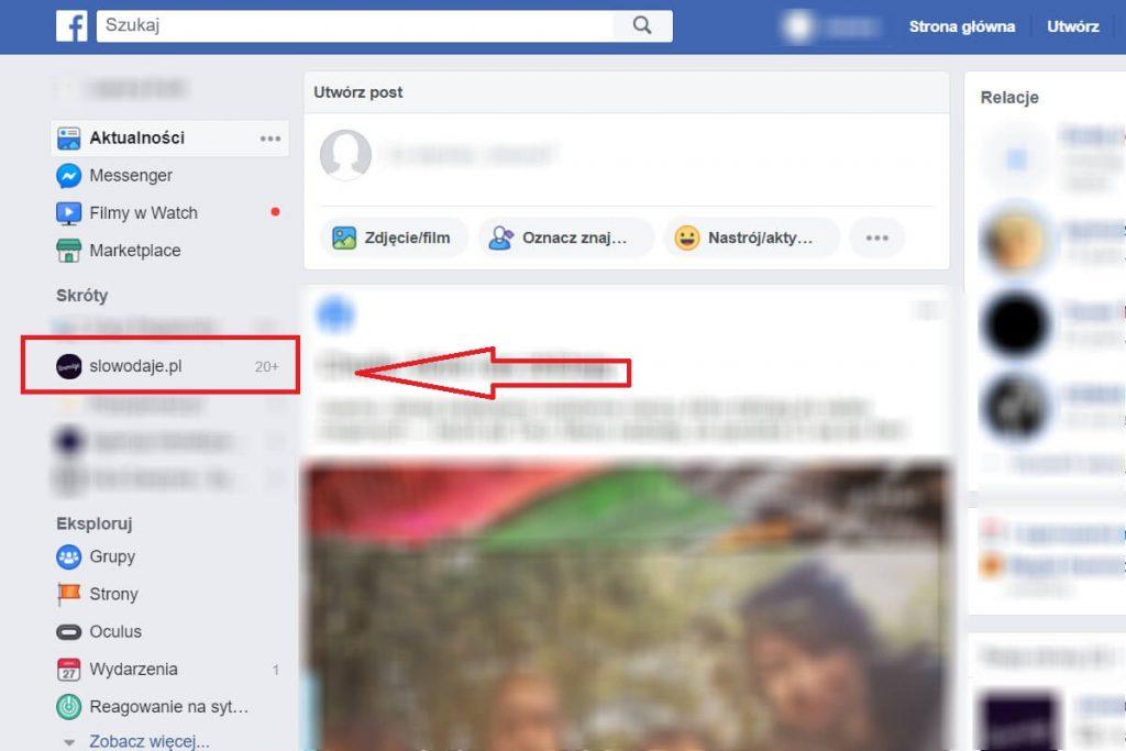 usuwanie fanpage na fb