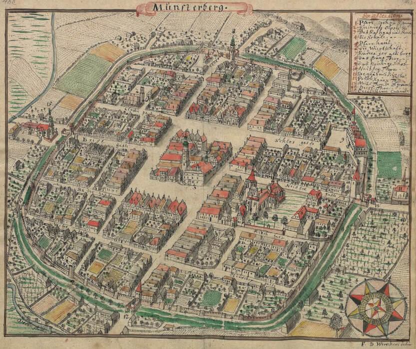germanizmy lokacja miast na prawie niemieckim