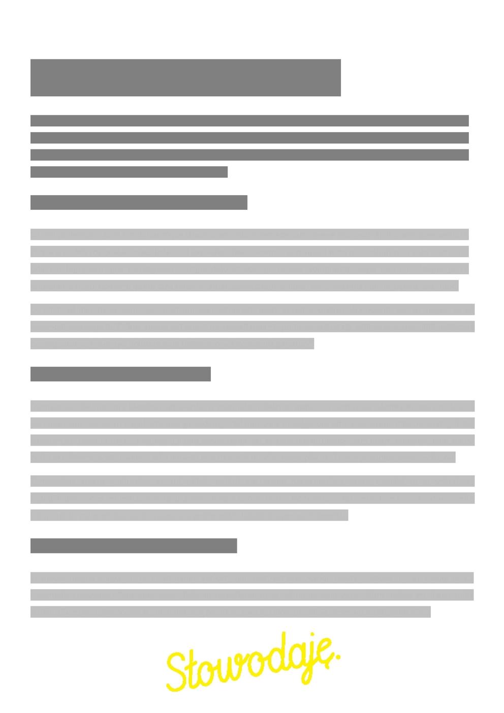 artykuł sponsorowany jak napisać