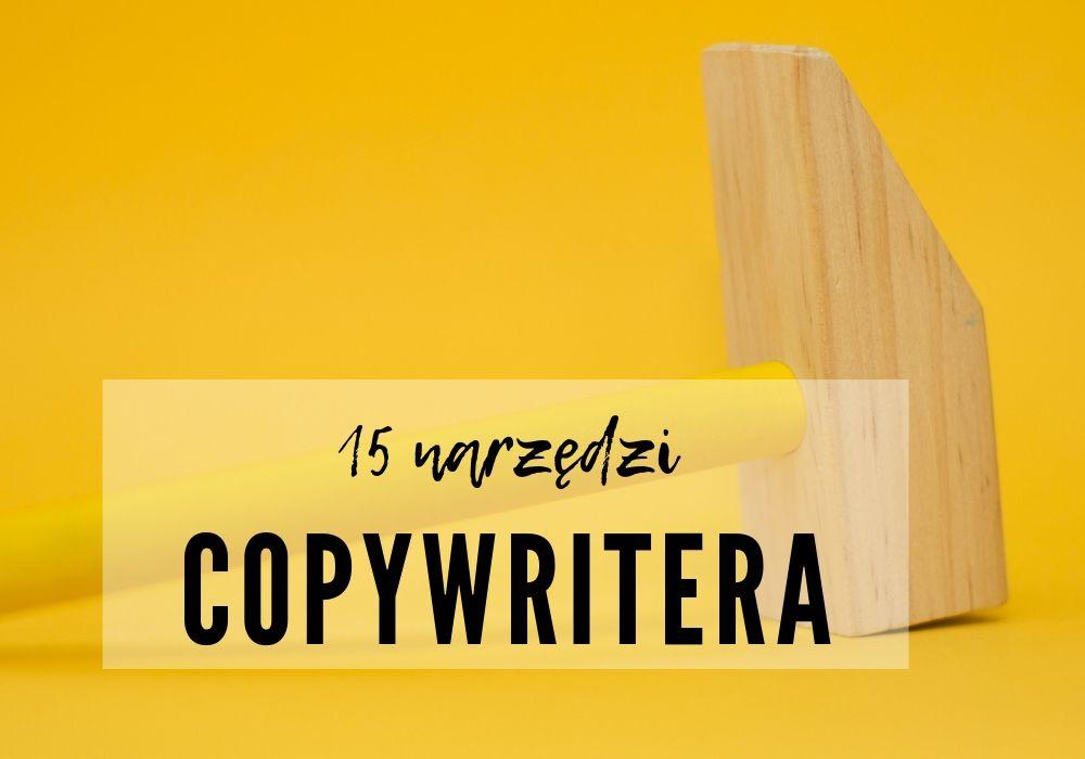 narzędzia copywritera