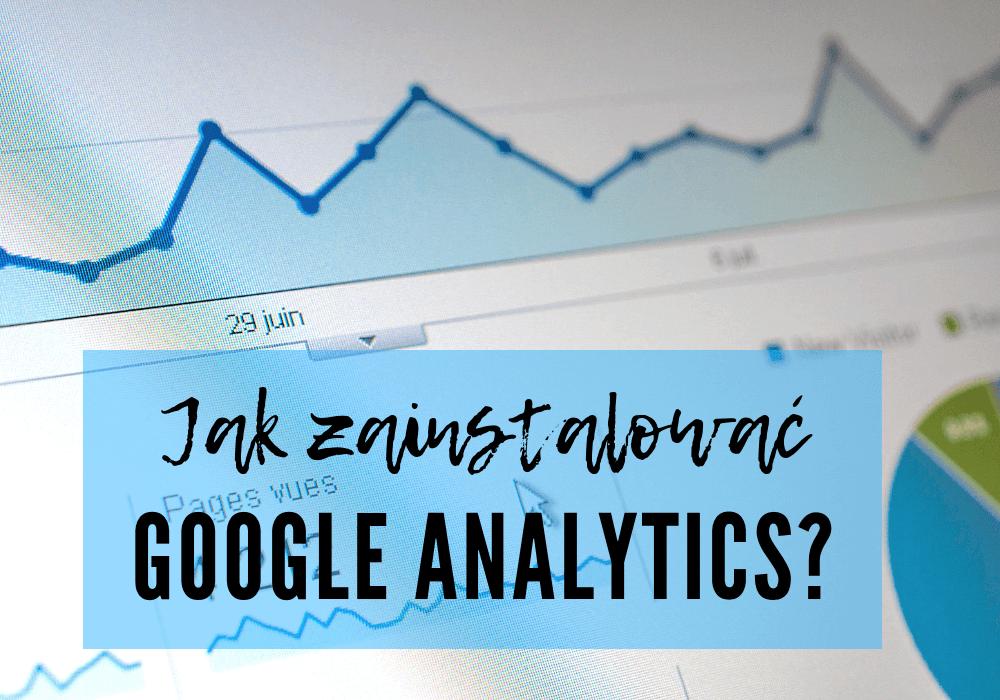 google analytics instalacja