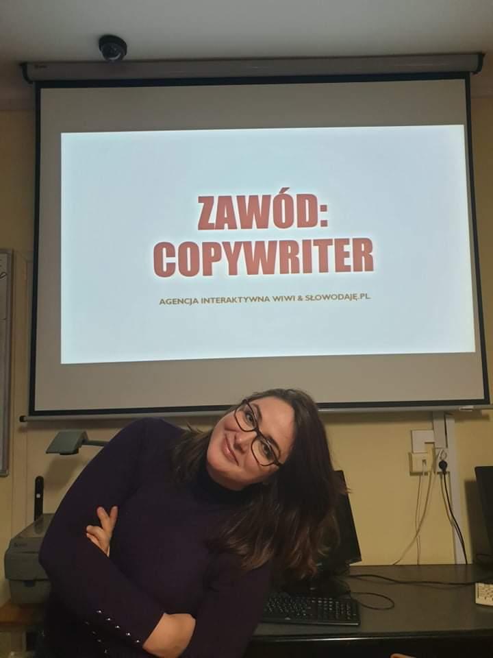 Joanna Kulik copywriting białystok